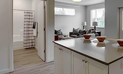 Kitchen, Latitude 45, 0