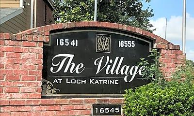Village at Loch Katrine, The, 1