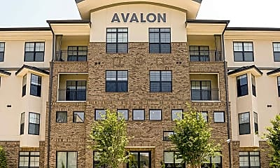 Building, Avalon at Seven Springs, 2