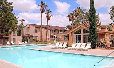 Pool, Oak Ridge Terrace, 0
