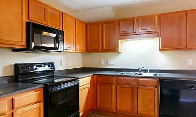 Kitchen, 438 Sheila St, 1