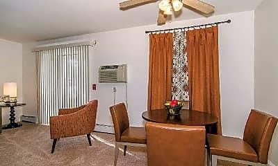 Dining Room, 111 MacDade Boulevard, 2