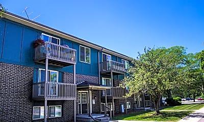 Building, Sandstone Creek Apartments, 0