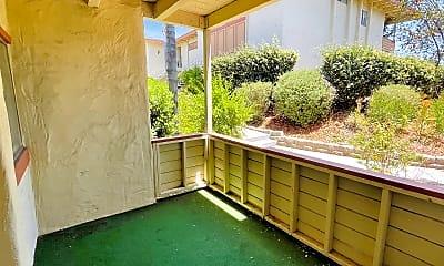 Patio / Deck, 6856 Hyde Park Dr, 2