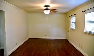 Bedroom, 2812 Wichita, 2
