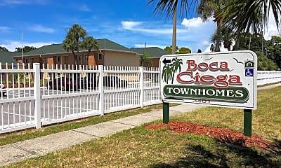 Boca Ciega Townhomes, 1