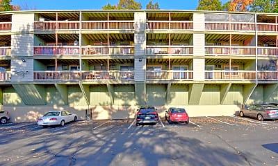 Building, Cardinal Hill Apartments, 1
