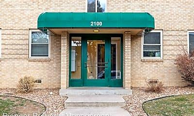 Building, 2100 Franklin St, 1