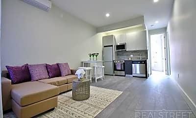 Living Room, 1159 St Johns Pl 4A, 1