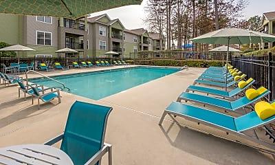 Pool, The Madison, 2