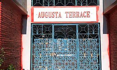Augusta Terrace, 1