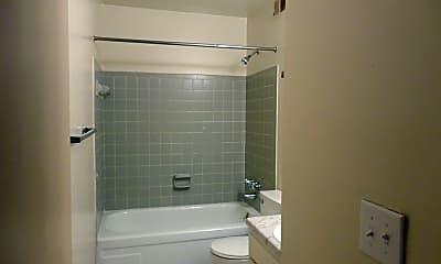 Bathroom, 251 Rast St O-4, 1