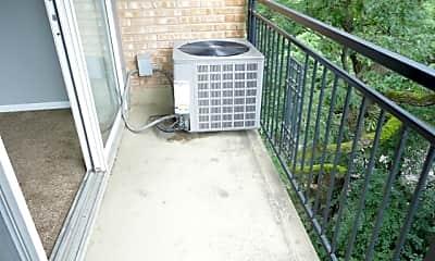 Patio / Deck, 5830 Oakwood Dr 4L, 2