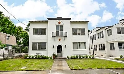 Building, 714 Harwood St, 1