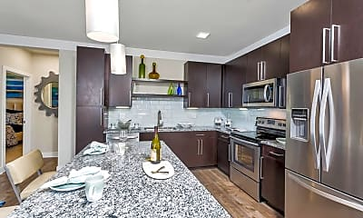 Kitchen, Westwood Green Apartments, 1