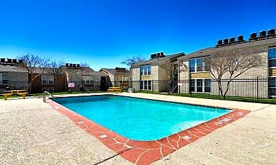Pool, Hill Top Oaks, 0