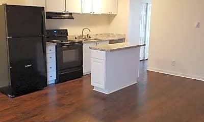 Kitchen, 500 S River St, 1