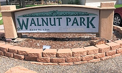 Walnut Park Apartments, 1