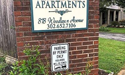 Wawaset Place Apartments, 1