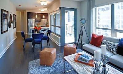 Living Room, 110 W Kinzie St, 1