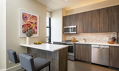 Kitchen, 90 West St 5-Y, 1