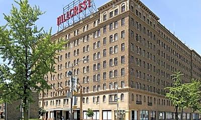 Building, The Historic Hillcrest, 0