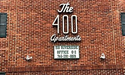 400 Apartments, 1