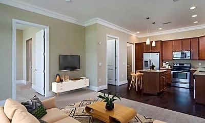 Harrison Park Apartments, 1