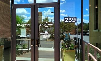 Baldwin At St. Paul Square, 1