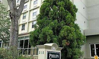 Phillips Presbyterian Towers, 1