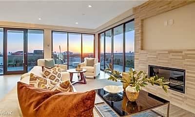 Living Room, 1000 Esplanade, 1