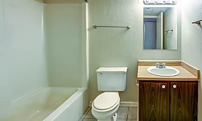 Bathroom, Montego Bay Apartments, 2