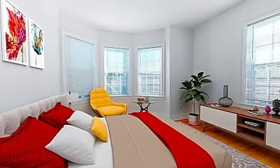Bedroom, 22 Leroy Street, Unit 3, 0
