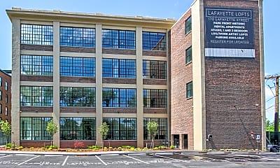 Building, Lafayette Lofts, 2