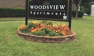 Woodsview Apartments, 1