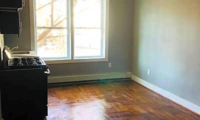 Living Room, 901 Bergen St, 1