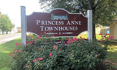 Princess Anne Townhouses, 1
