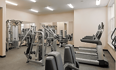 Fitness Weight Room, 41 Market St, 1