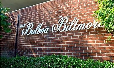 Community Signage, 5301 Balboa Blvd C6, 2