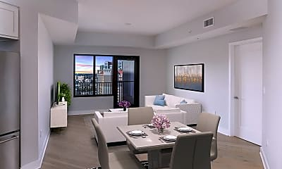 Dining Room, 500 Harbour Island, 1
