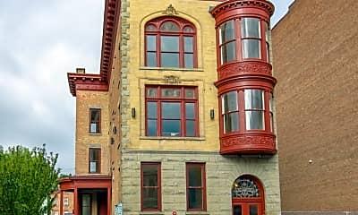Building, 134 Remsen Street, 0