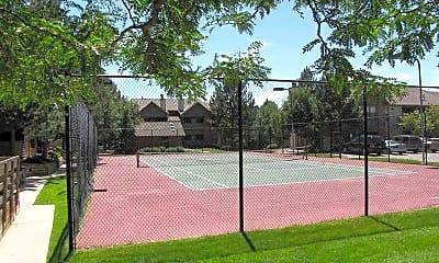 Pool, Quincy Ridge, 1