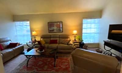 Living Room, 11722 Whisper Dew St, 1