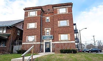Building, 2060 N Delaware St, Apt 4, 1