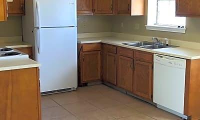 Kitchen, 3502 Water St, 1