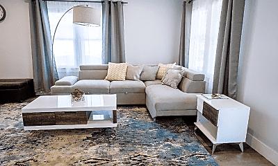 Living Room, 549 S Resh St, 1