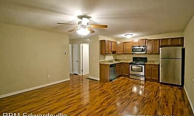 Living Room, 518 Hillsboro Ave, 1