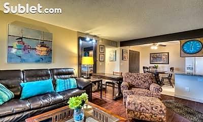 Living Room, 400 Zang St, 1
