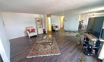 Living Room, 799 Dahlia Street, 1