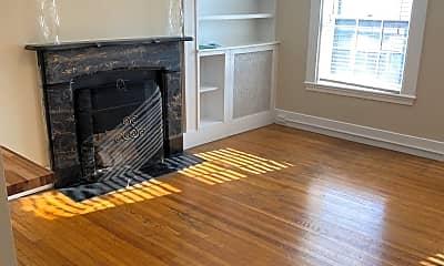Living Room, 75 Charles St, 1